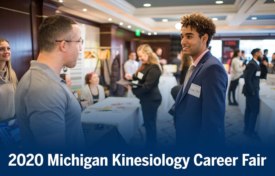 2020 Kinesiology Career Fair