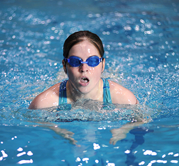 KCP swimmer Butterfly