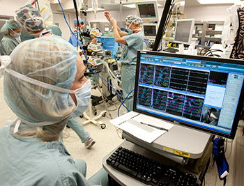 IONM in the OR