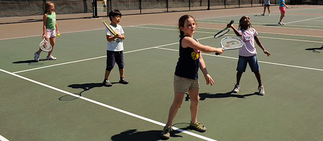 KCP KidSport tennis fun