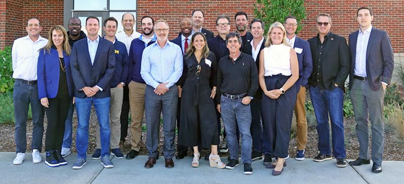 Members of the Sport Management Advisory Board on September 26, 2019