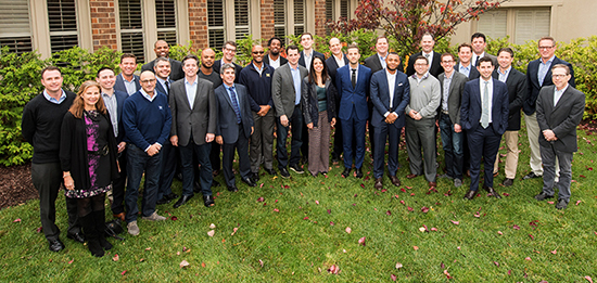 Sport Management Advisory Board Fall 2016