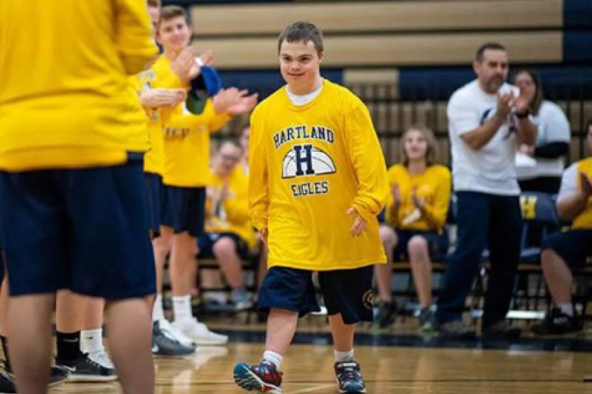 Evan Kurnick Down syndrome story